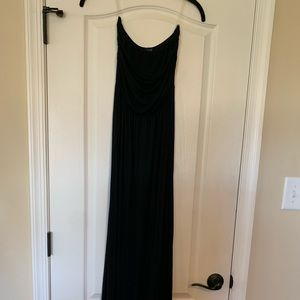 Black Maxi Dress 👗